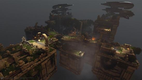 Обновление Skyforge принесет битву пантеонов
