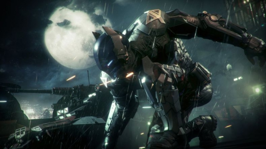 Batman: Arkham Knight убрали из Steam