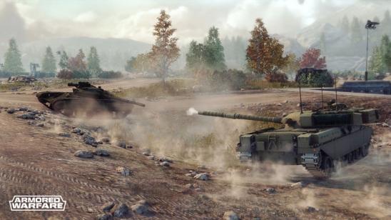 Armored Warfare пополнилась новой техникой